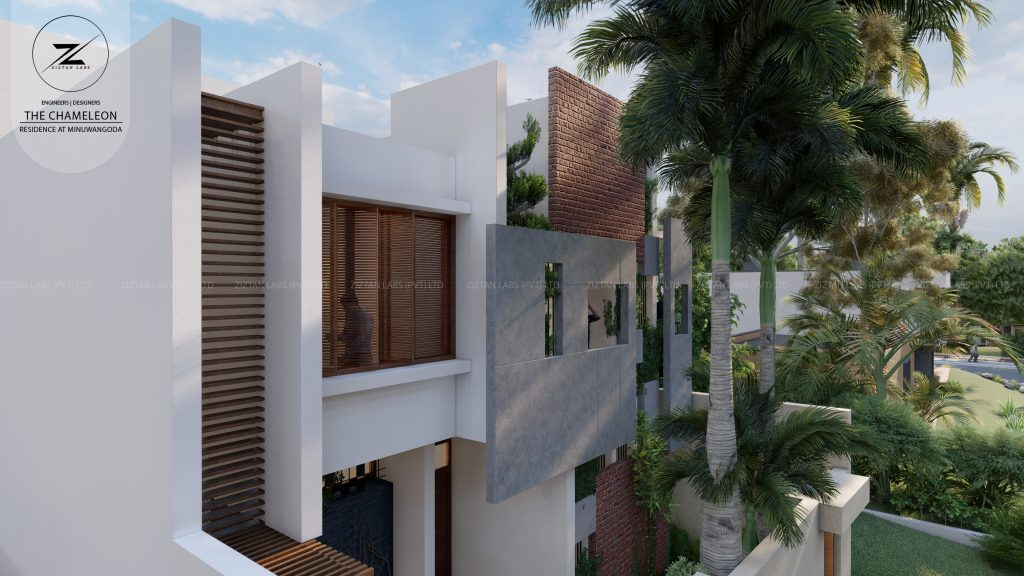 Splendid - Residence in Minuwangoda - Architect